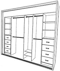 built in wardrobe layout possible option for my new storage x design plans built in wardrobe layout possible option for my new storage x design plans