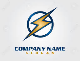 Electrical Company Logo Royalty Free Cliparts Vectors And Stock