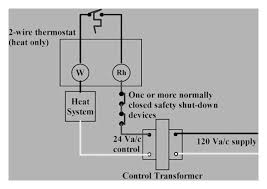 wiring wiring diagram of 2 wire thermostat wiring diagram heat Heat Only Thermostat Wiring Diagram wiring wiring diagram of 2 wire thermostat wiring diagram heat only 00229 temperature and
