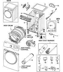 samsung dryer parts. find part by diagram \u003e samsung dryer parts u