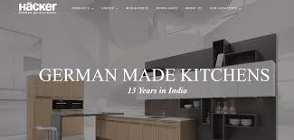 er kitchen provides the best customised and assorted kitchen for your kitchen furnishing that will give a complete makeover for your kitchen look