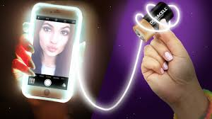 Musically Light Up Shoes Diy Light Up Phone Case Take The Perfect Selfie