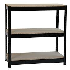 dewalt 3 shelf industrial rack best of 3 tier boltless shelf unit heavy duty black