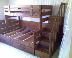 Bunk Bed Stairs Plans Bunk Beds Twin Over Full Bunk Bed Girls Loft Bed With Desk Loft