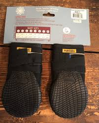 For Two Pairs Of Muttluks Snow Mushers Snow Mashers Dog Boots Size 7 Blue