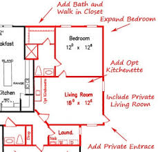 Mother In Law Addition Floor Plans  Home Design InspirationsMother In Law Suite Addition Floor Plans