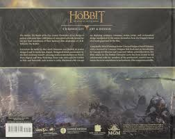 The Hobbit Chronicles Art Design The Hobbit The Battle Of The Five Armies Chronicles Art