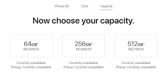 Here Are All The Price Points For The Iphone Xs Xs Max And