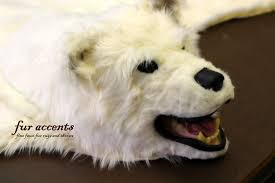 Faux Bearskin Rug Amazoncom Fur Accents Original Classic Bear Skin Rug With Head