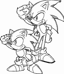 Sonic The Werehog Coloring Pages With Approved 4988 Lihatsinopsis