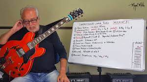 Curso de Guitarra Online (Mozart Mello) - YouTube