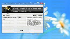 Winrar Password Remover How To Use Winrar Password Remover Rar Password Remover