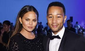 John Legend and Chrissy Teigen share ...