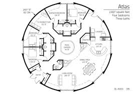 245 best dome sweet home images on pinterest dome house, yurts Architectural House Plans In Botswana geodesic dome floorplans floor plan dl 6003 monolithic 3 Bedroom House in Botswana