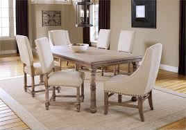 Awesome Light Wood Dining Room Sets Photos AWconsultingus - Solid wood dining room tables and chairs
