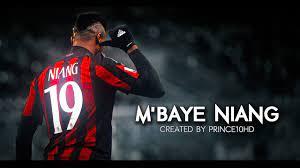 M'Baye Niang - Welcome To Torino - Skills & Goals - AC Milan - HD - YouTube