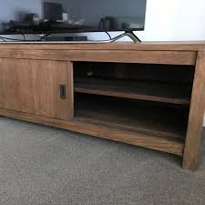 coco republic sutters low tv cabinet