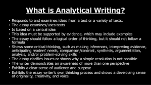 Introduction To Writing About Art Analytic