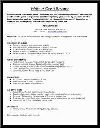 81 cool how to make resume free template make me a resume
