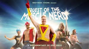 QUEST OF THE MUSCLE NERD - Finishing Funds by Brothers Young ...