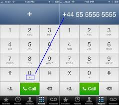 european phone number format use the plus key on your iphone to dial international numbers ios