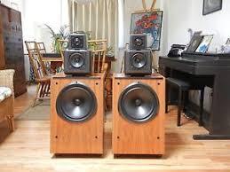 kef 105 speakers. image is loading kef-reference-series-model-105-series-ii-speakers- kef 105 speakers