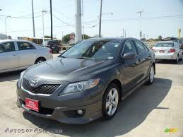 2010 Toyota Camry SE in Magnetic Gray Metallic - 013447 | Autos of ...
