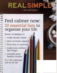 real simple office supplies. is it possibly to feel calmer by anxiously following the many meticulous real simple office supplies