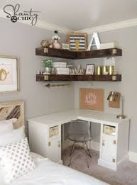 cool desks for bedroom. Interesting Cool Bedroom Ideas DIY Cheap And Simple Floating Shelves  LOVE This Idea  On Cool Desks For R