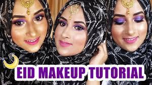 easy glam eid makeup tutorial 2018 image