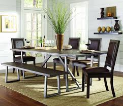 home design zinc top dining room table also reclaimed wood round kitchen best extraordinary room