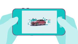Face Design App Hyundais Connected Car App Overhauls Design And Adds Pixel