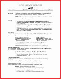 Resume Templates In Word Awesome Job Resume Templates Word Clean Cv ...