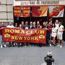 Roma Club New York - Startseite