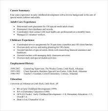 Functional Resume Template Pdf Sample 5 Documents In Printable All
