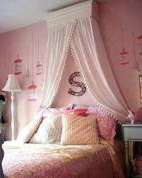 Little Girls Canopy Bed Image Of Little Girls Canopy Bed Girls ...