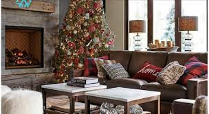 knockoffs pottery barn dining room pottery barn christmas living room makeover on a budget