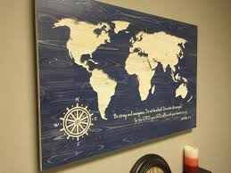 beautiful inspiration world map wood wall art simple decoration within decor on reclaimed wood world map wall art with herringbone wood world map nursery wall decor modern reclaimed and