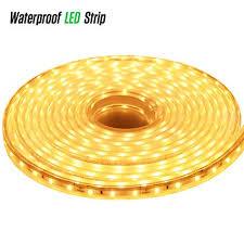 under cabinet rope lighting. LUXJET 12V 16.4ft LED Rope Lights Under Cabinet Strip Light Kit, IP65 Waterproof 2835SMD Lighting