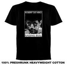 бешеный бык де ниро футболка бренд рубашки джинсы печати классическое качество