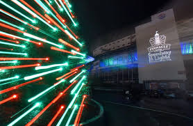 How Many Lights At Bristol Motor Speedway Bristol Motor Speedway Unveils New Display For Speedway In