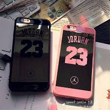 jordan iphone 6 case. aliexpress.com : buy superman superwoman mickey minnie mirror surface case tpu cover for iphone 5 5s se 6 6s plus 7 8 from reliable jordan iphone