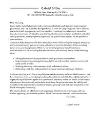 Pharmacy Auditor Cover Letter Sarahepps Com