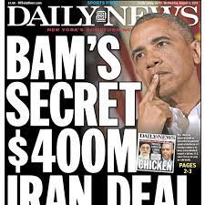 Obama's con air: When giving Iran cash for hostages isn't ransom - New York  Daily News