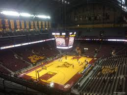 Williams Arena Minnesota Section 211 Rateyourseats Com