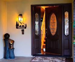 decorative glass door inserts for custom made front doors