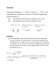 Chapter1 Coulombs Law