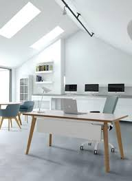desk in office. Contemporary Wood Desks Office Desk With Matching Table. In