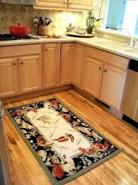 runner washable cotton kitchen rugs cotton bath rugs w cotton