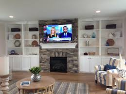 built ins around the fireplace in this photo builtins rochester homearama 2018 the life of laurie